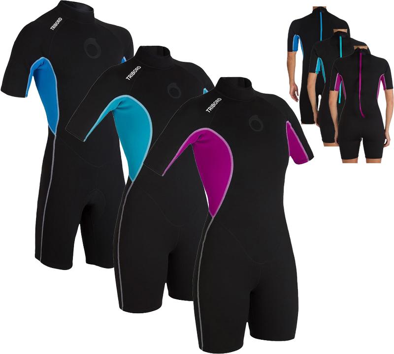top damen herren neoprenanzug shorty neo surfanzug. Black Bedroom Furniture Sets. Home Design Ideas