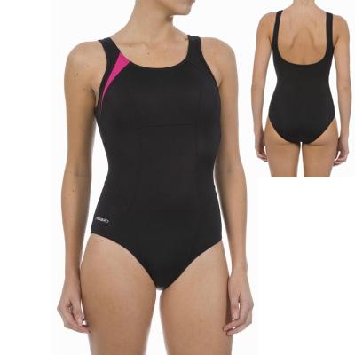 badeanzug schwimmanzug aquagym wassergymnastik aquafitness gr 52 neu ebay. Black Bedroom Furniture Sets. Home Design Ideas