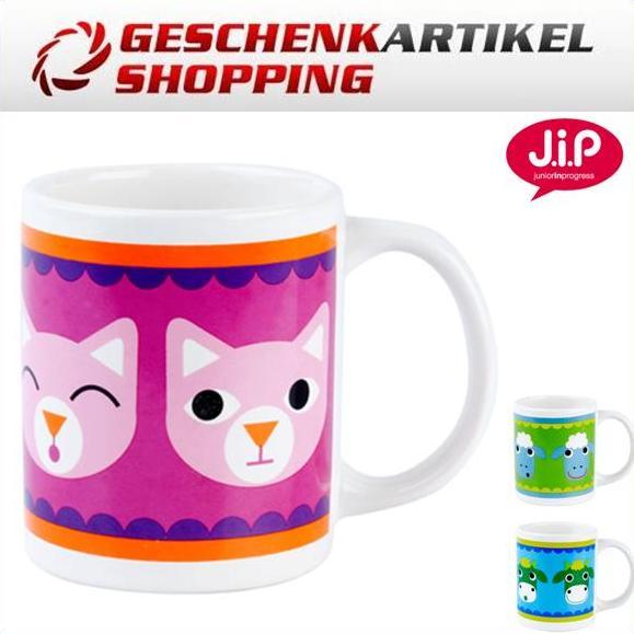 """Lustige Keramiktasse """"Katze"""" mit Sound"""