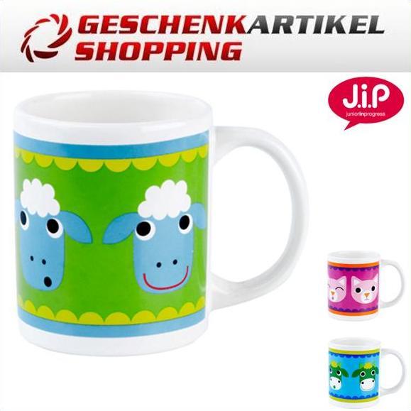 """Lustige Keramiktasse """"Schaf"""" mit Sound"""