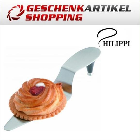 Tortenheber Cinderella in Form eines Schuhs Philippi
