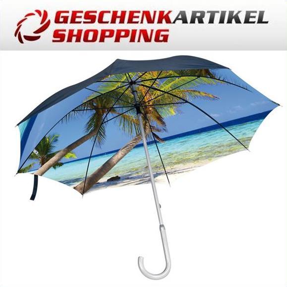 Inselregenschirm - träumen Sie sich in die Ferne