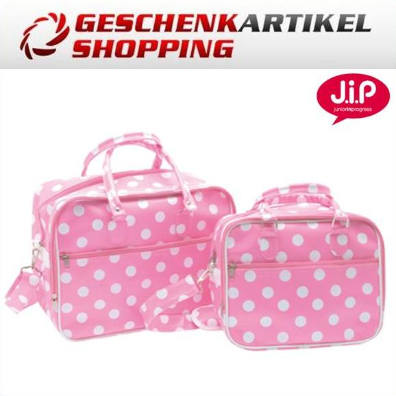 "Schultertaschenset ""Mom & Daughter"", pink"