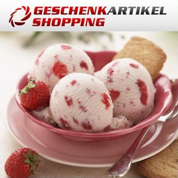 Dessertschale Eisschale (2 Stück) aus Edelstahl Löfflel