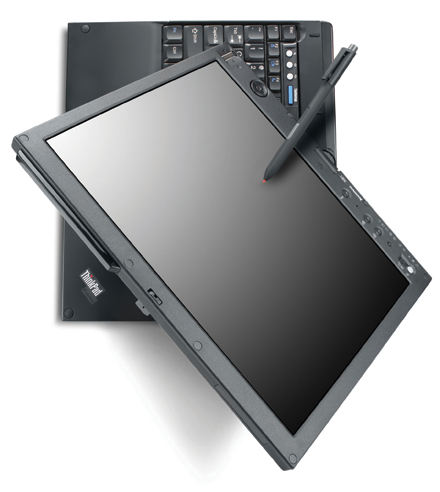 IBM-Lenovo-ThinkPad-X61-Tablet-Core2Duo-1-8Ghz-2Gb-100Gb-SXGA-7763-WJV-B