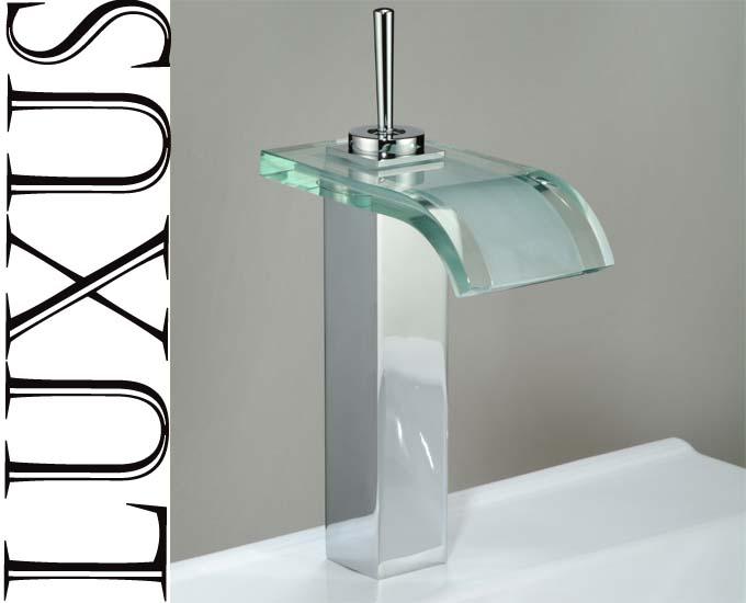 Design einhebelmischer wasserhahn waschtisch armatur - Wasserfall armatur ...