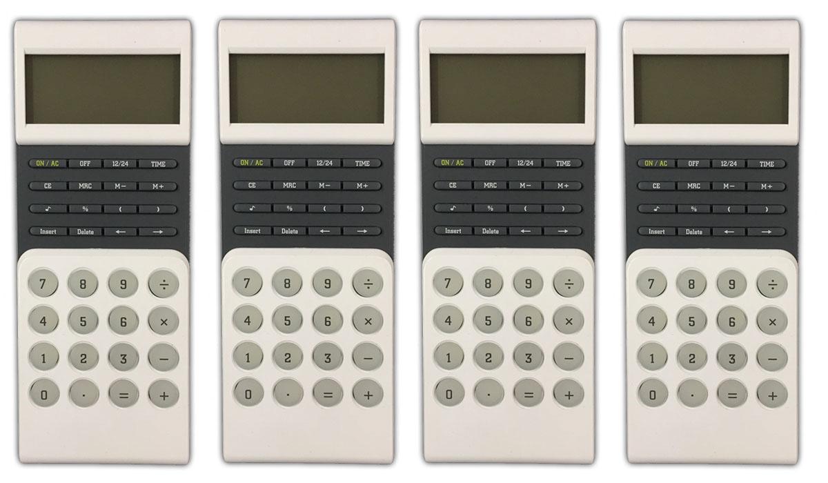 Kompakter hand schredder aktenvernichter for Design tisch taschenrechner
