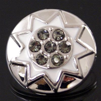 Neu-Chunk-Button-Echt-Leder-Armband-Ring-Chunks-Druckknopf-Damen-Mode-Schmuck