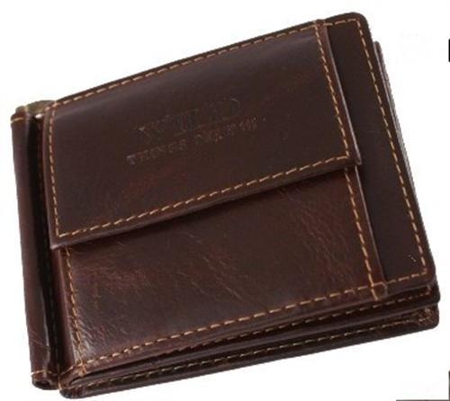 neu dollarclip echt leder geldklammer geldb rse herren brieftasche portemonnaie ebay. Black Bedroom Furniture Sets. Home Design Ideas