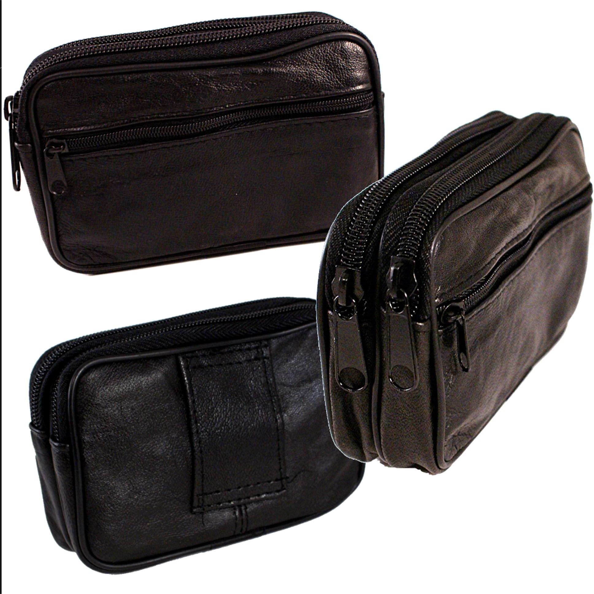 neu g rtel tasche echt leder h fttasche reise bauch handy tasche herren bag ebay. Black Bedroom Furniture Sets. Home Design Ideas