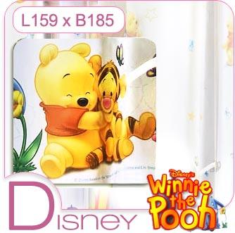 Disney Winnie Pooh Puuh Kinder Zimmer Deko Gardine/Vorhang ...