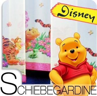 Disney Winnie Pooh Puuh Baby Schiebegardine Flachenvorhang