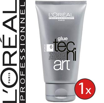 Loreal-Tecni-art-Effect-Glue-Strukturgel-Haargel-150ml