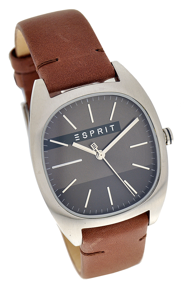 Esprit ES1G038L0045 Infinity Dark Brown Herrenuhr UVP:99,90€ 11590