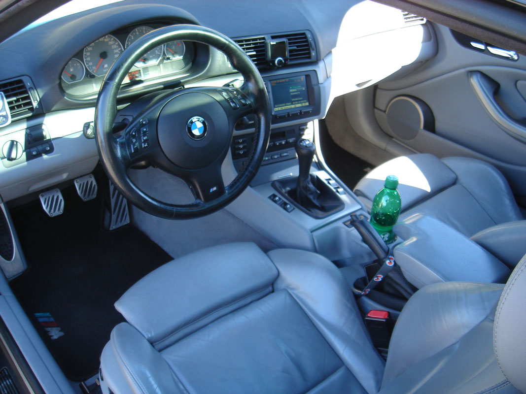 How Much Would I Cost To Change My Interior To Black Bmw M3