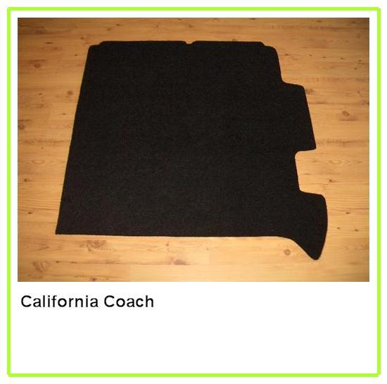 Gastraum Teppich für VW Bus T4 California Coach bis 96  eBay