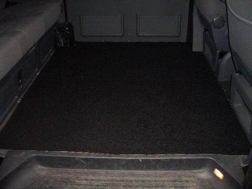 Fahrgastraum Teppich Fußmatte Automatte hinten für VW T5