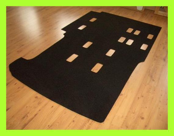 Fußmatten Autoteppich Teppich VW T5 Multivan Highline  eBay