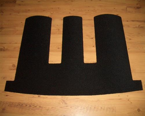 Gastraum Teppich Fußmatten hinten 3teilig Mercedes Viano