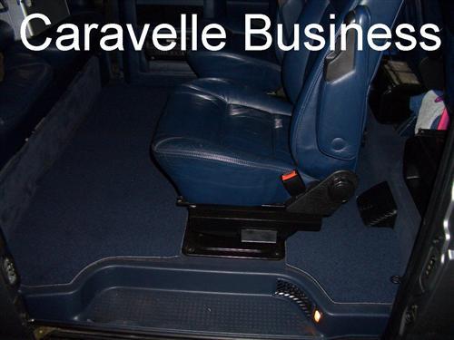 VW T4 Caravelle Business Teppich Teppiche Schmutzfang