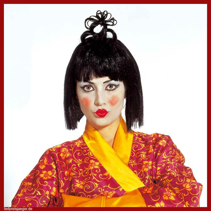geisha per cke japanerin chinesin asiatin japan china asien kost m zubeh r 6061 ebay. Black Bedroom Furniture Sets. Home Design Ideas