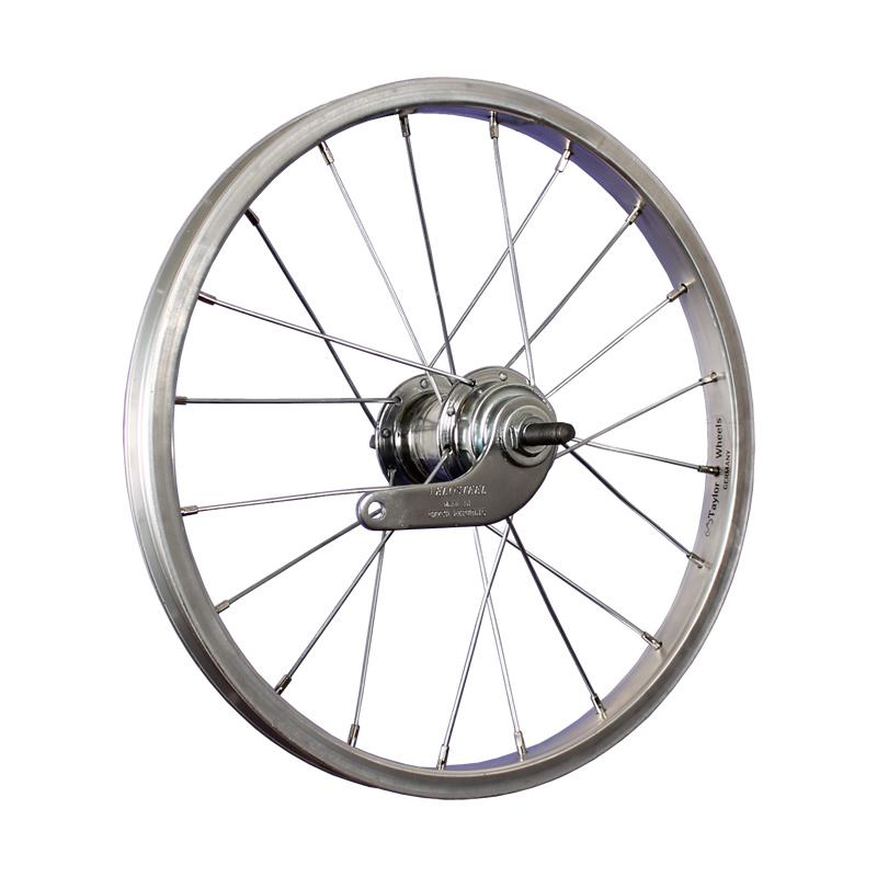 taylor wheels 16 zoll vorderrad fahrrad laufrad felge. Black Bedroom Furniture Sets. Home Design Ideas