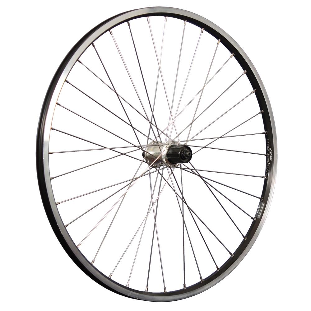 26-Zoll-Fahrrad-Hinterrad-Hohlkammer-Shimano-7-9-fach-Kettenschaltung-Laufrad