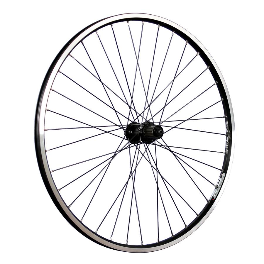 laufrad 26 zoll fahrrad hinterrad rigida shimano deore rad. Black Bedroom Furniture Sets. Home Design Ideas