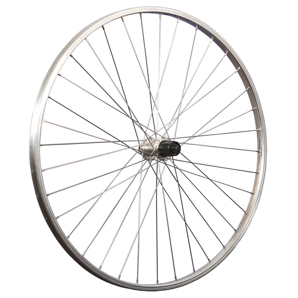28 Zoll Fahrrad Laufrad Hinterrad Shimano Alivio 7 8 9 fach Felge Aluminium