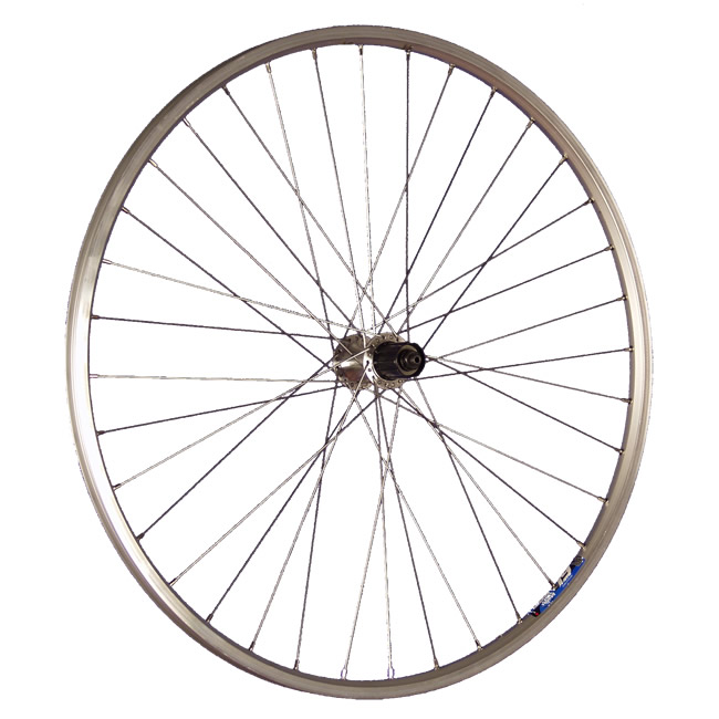 28-Zoll-Fahrrad-Laufrad-Rigida-Hohlkammer-Shimano-8-9-Kettenschaltung-Hinterrad