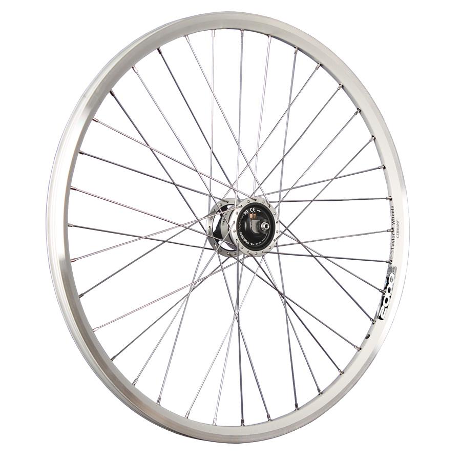 taylor wheels 26inch bike front wheel zac2000 with hub