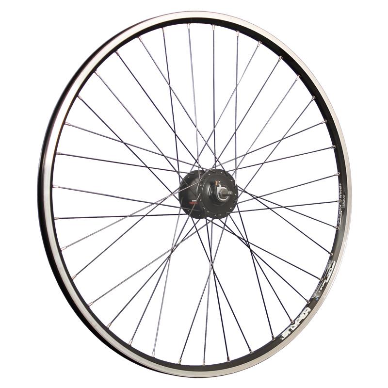taylor wheels 28inch bike front wheel snyper sport shimano