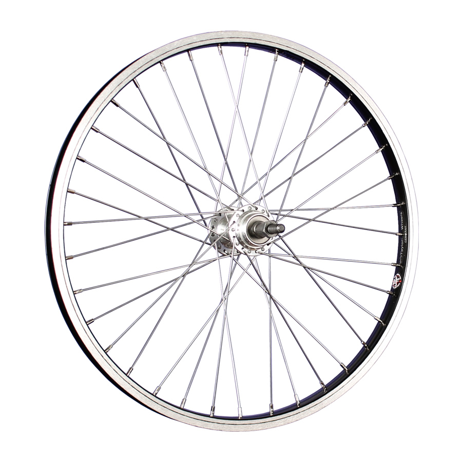 taylor wheels roue arri re v lo 20 pouces aluminium roue libre vis noir ebay. Black Bedroom Furniture Sets. Home Design Ideas
