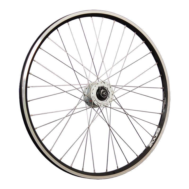 taylor wheels 26inch bike front wheel zac2000 dynamo