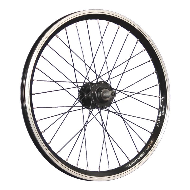 taylor wheels 20 pouces roue arri re v lo dynamic4 double paroi 6 disc noir ebay. Black Bedroom Furniture Sets. Home Design Ideas
