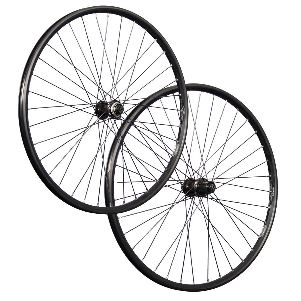 10 Speed Bike Rims : Taylor wheels inch bike wheel set deore black speed