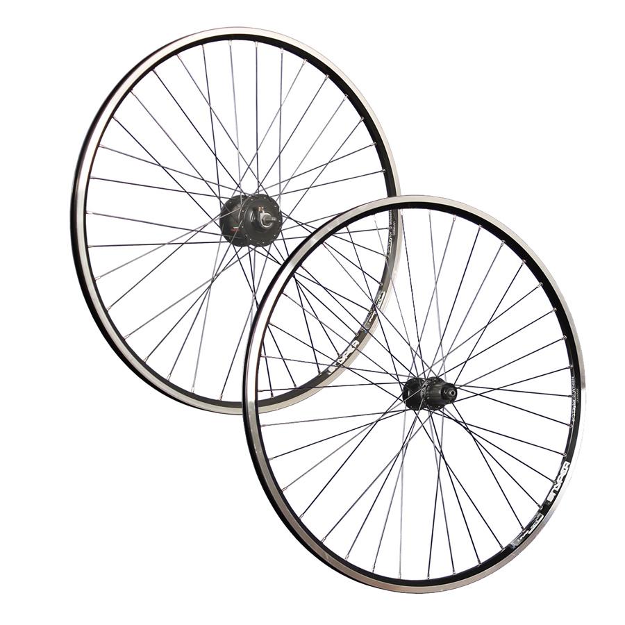 taylor wheels 28inch bike wheel set shimano hub dynamo