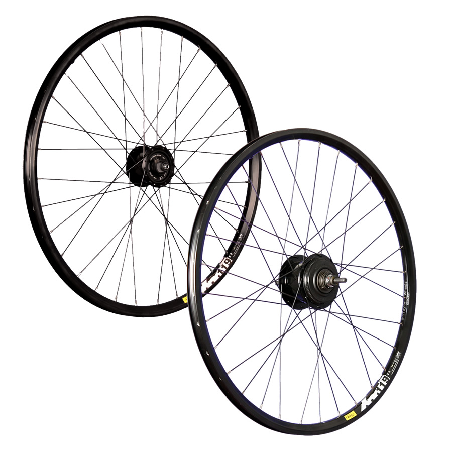 26 Inch Motorcycle Rims : Taylor wheels inch bike wheel set mavic xm d with