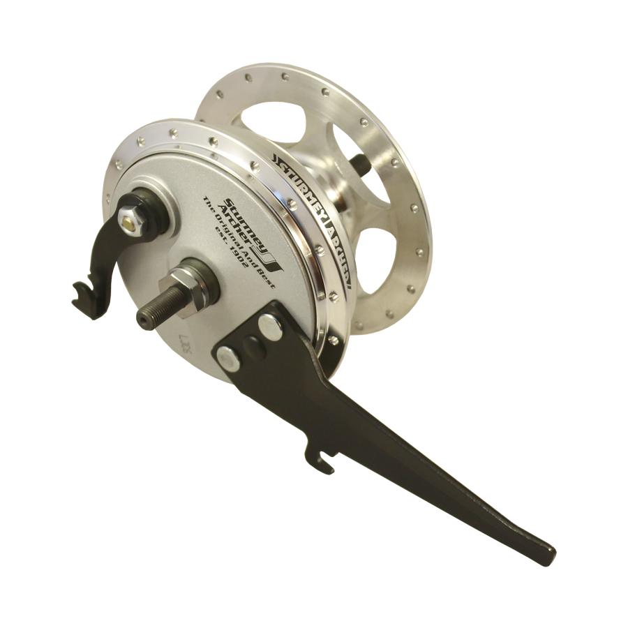 Front Drum Brakes : Sturmey archer front wheel hub xl fd with drum brake