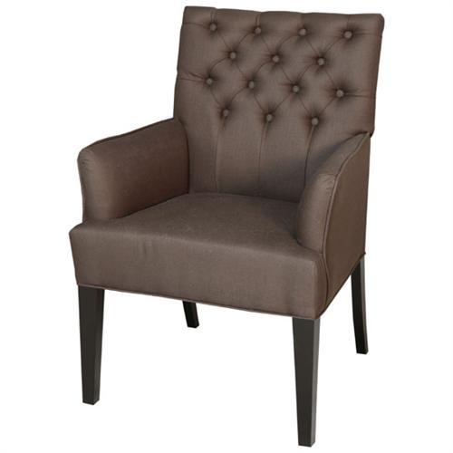 stuhl benthe mit armlehne polsterstuhl sessel esszimmer neu ebay. Black Bedroom Furniture Sets. Home Design Ideas