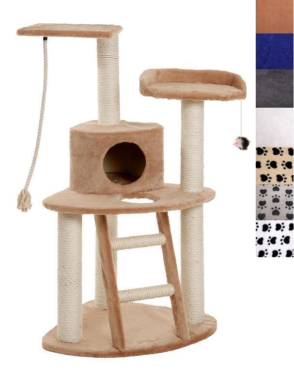 kleiner stabiler billig kratzbaum do it yourself. Black Bedroom Furniture Sets. Home Design Ideas