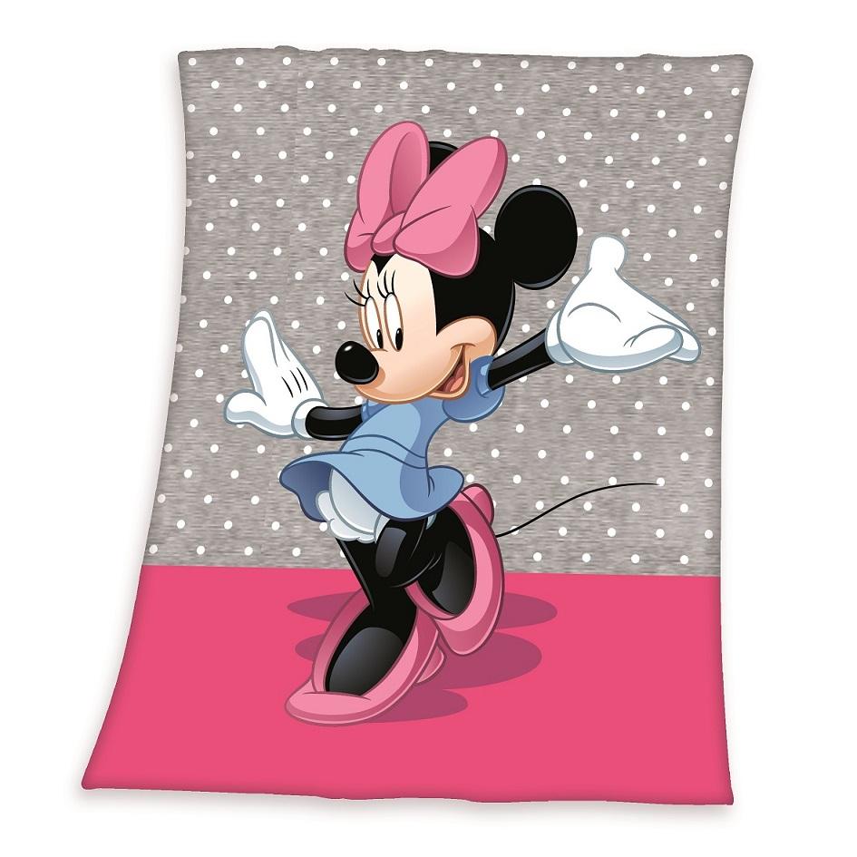 auswahl minnie mouse bettw sche 135x200cm strandtuch fleecedecke poncho mickey ebay. Black Bedroom Furniture Sets. Home Design Ideas