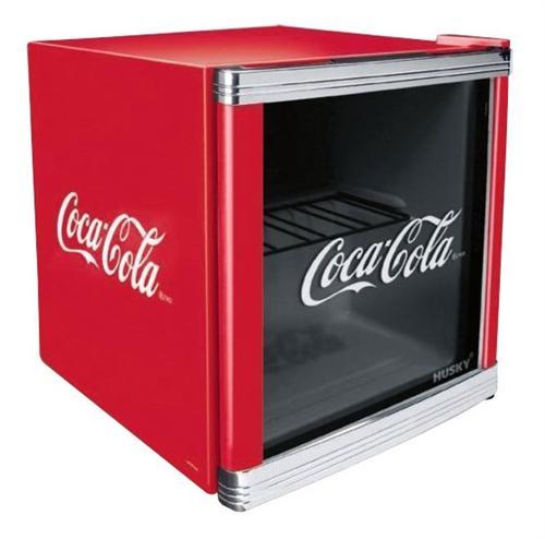 husky coca cola coolcube coca cola mini k hlschrank neu ebay. Black Bedroom Furniture Sets. Home Design Ideas