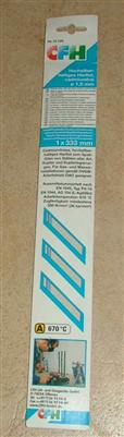 Hartlot Hochsilberhaltig 1,5mm /  1 Stab /  CFH (4311*