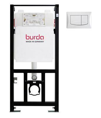 unterputzmodul wc element burda incl dr ckerplatte. Black Bedroom Furniture Sets. Home Design Ideas
