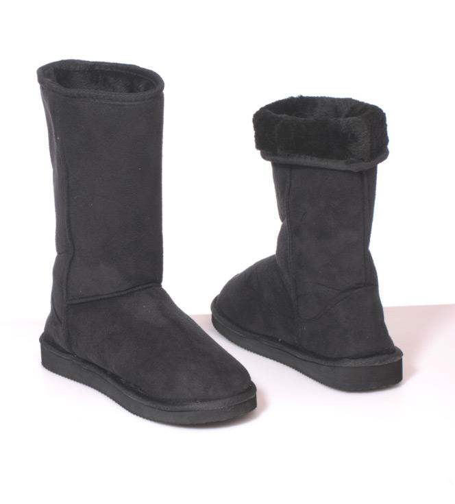 Damen-Winter-Stiefel-Boots-warm-GEFUTTERT-TOP-MODERNE-Winterschuhe-Winterstiefel