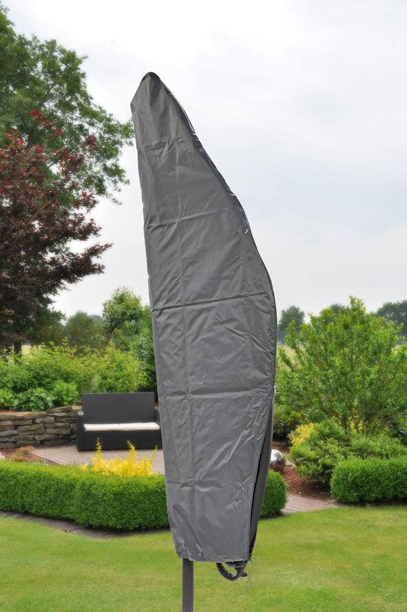 wasserdichte schutzh lle f r ampelschirme sonnenschirm mit durchmesser 3 meter ebay. Black Bedroom Furniture Sets. Home Design Ideas