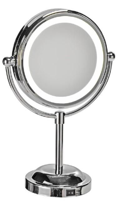 kosmetikspiegel led beleuchtet 5 fach vergr erung 95 ebay. Black Bedroom Furniture Sets. Home Design Ideas