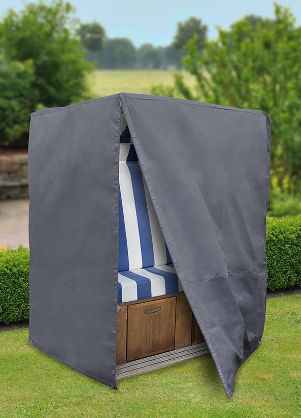 schutzh lle f r strandk rbe 135cm breit strandkorb. Black Bedroom Furniture Sets. Home Design Ideas