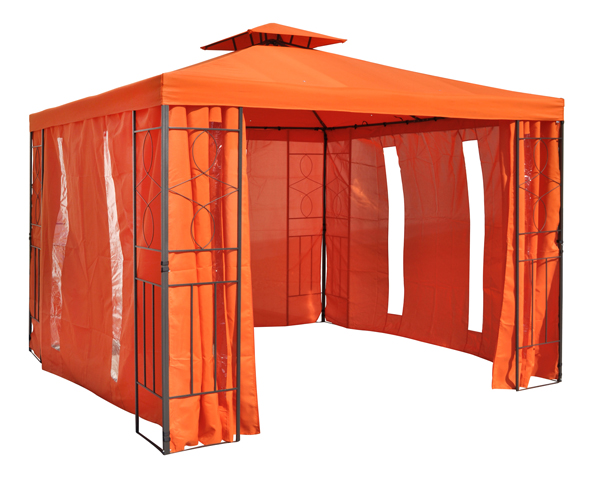 Top 4 Seitenteile + / - Fenster für Pavillon 3x3 Meter Partyzelt  AS93